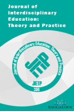 Journal of Interdisciplinary Education: Theory and Practice